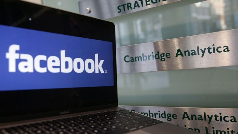 "Kesandung Cambridge Analytica, Facebook ""Cuma"" Didenda Rp 9,7 Miliar"