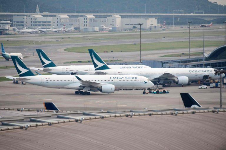 Serangan Siber Bobol Data 9,4 Juta Penumpang Cathay Pacific