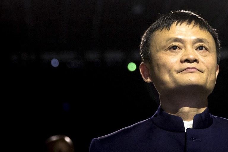 Jack Ma softbank