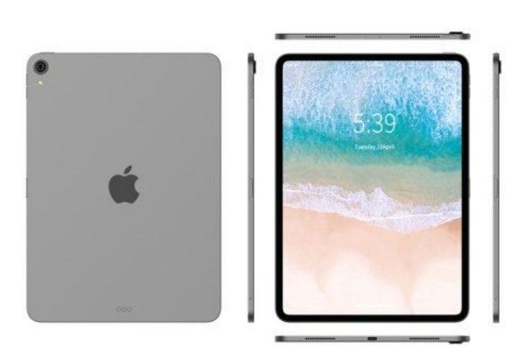 Ini Bukti iPad Pro Anyar Tanpa Headphone Jack?
