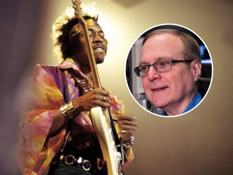 """Saat Paul Allen Disebut """"The Next"""" Jimi Hendrix"""