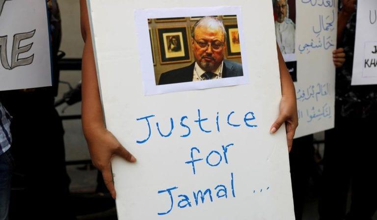Dalang Pembunuhan Khashoggi Pantau Eksekusi via Skype