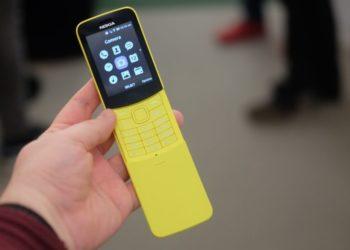 suksesor Nokia 8110 4G