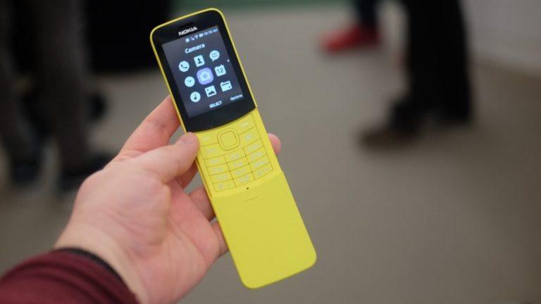 Laku Keras, Suksesor Nokia 8110 4G Segera Diluncurkan?