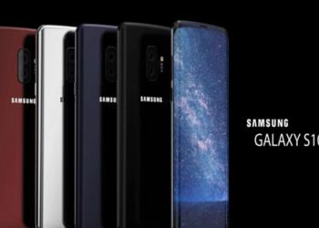 warna Galaxy S10