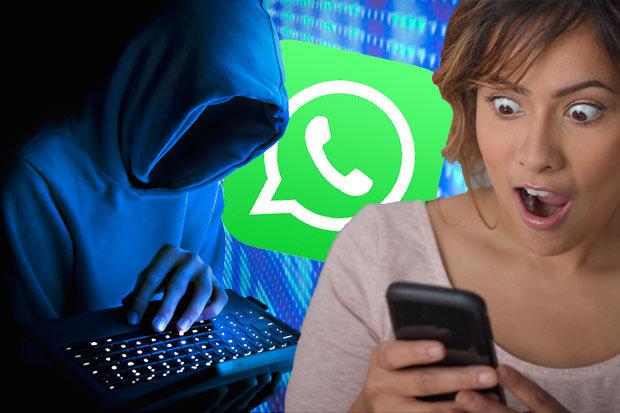 Hacker 'Gerilya' saat Pengguna Video Call via WhatsApp