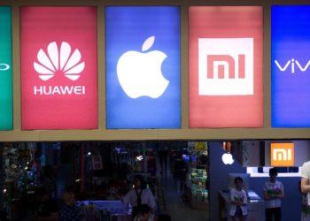 Pasar ponsel dunia