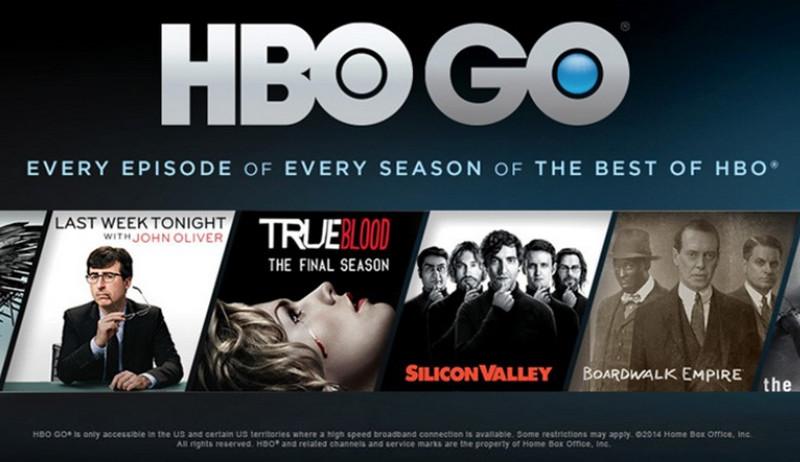 HBO aplikasi streaming di handphone