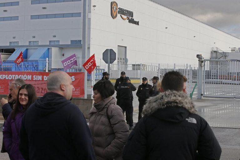 Pekerja Amazon di Eropa Kompak Mogok pada Black Friday