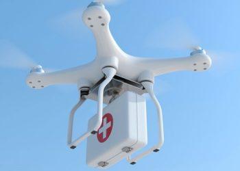 Drone pengirim ginjal