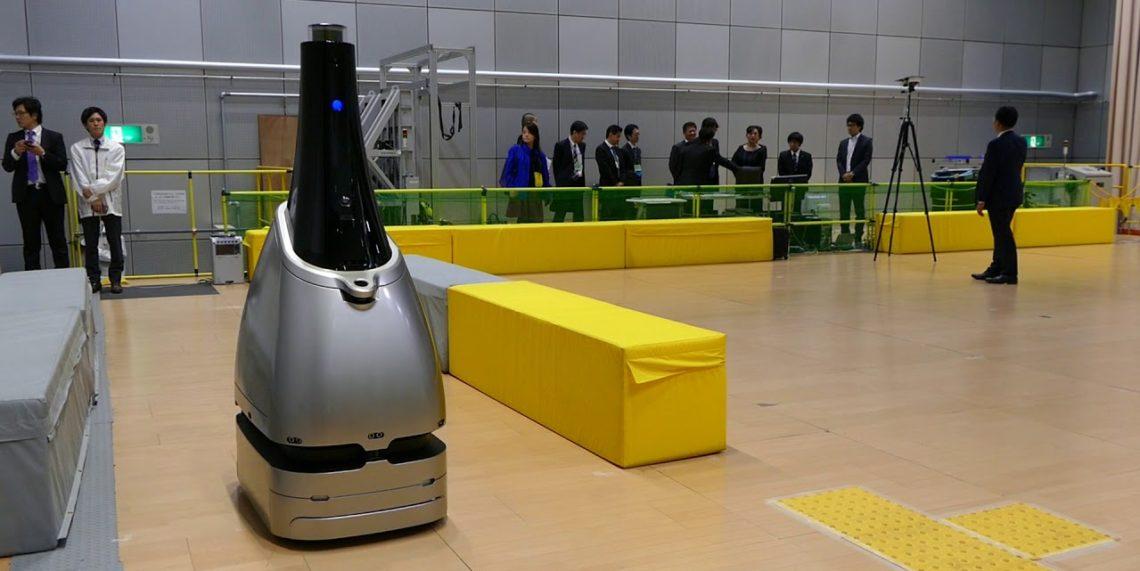Jepang Siapkan Robot Polisi untuk Amankan Olimpiade 2020