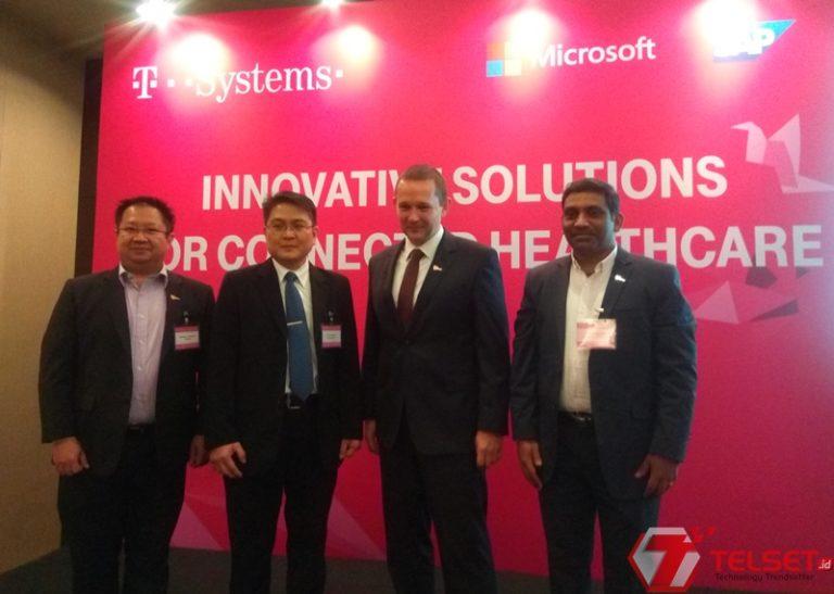 T-System Targetkan Transformasi Digital Industri Kesehatan