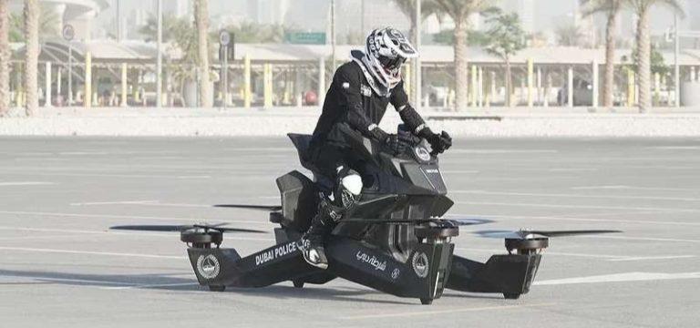 Yess! Motor Terbang Hoverbike S3 Sudah Bisa Dipesan