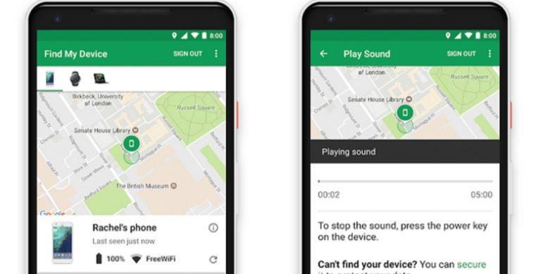 Diperbarui, Google Jamin Find My Device Berfungsi Lebih Baik