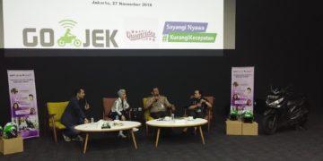 GO-JEK: Cancellation Rate Pengemudi Wanita Lebih Tinggi