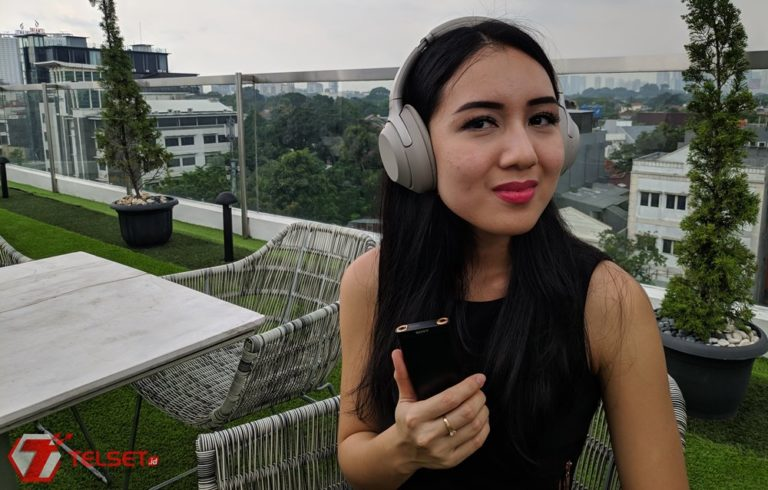 Sony Rilis Headphone dengan Prosesor Noise Cancellation Terbaru