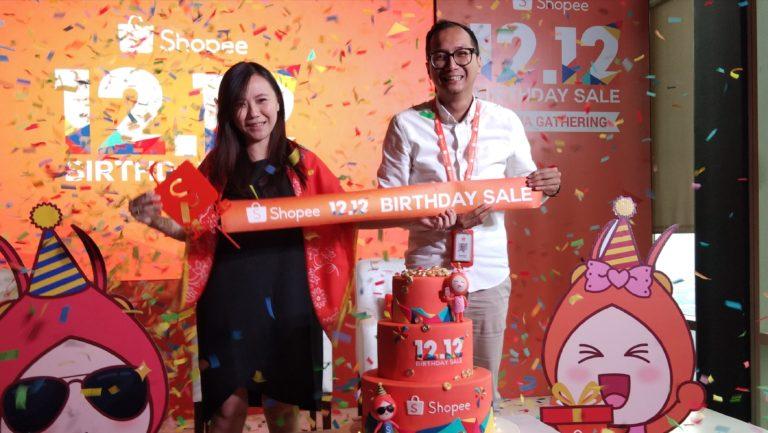 Pengguna Shopee di Asia Tenggara Tumbuh 150 Persen