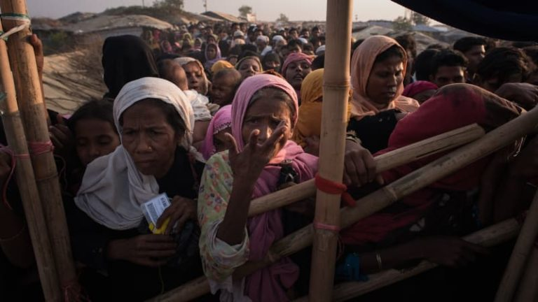 Facebook Akui Belum Mampu Redam Kekerasan di Myanmar