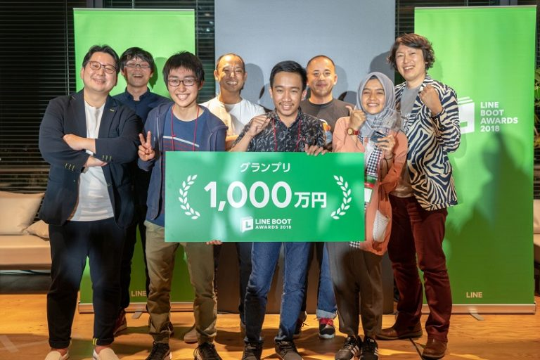Chatbot Indonesia Jawara di LINE BOOT Awards 2018