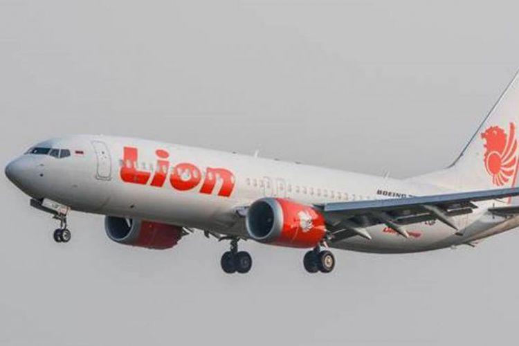 Penyebab Jatuhnya Lion Air JT 610