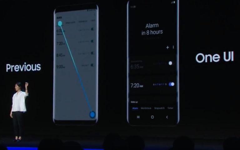 One UI, Cara Samsung Maksimalkan Tampilan di Smartphone Besarnya