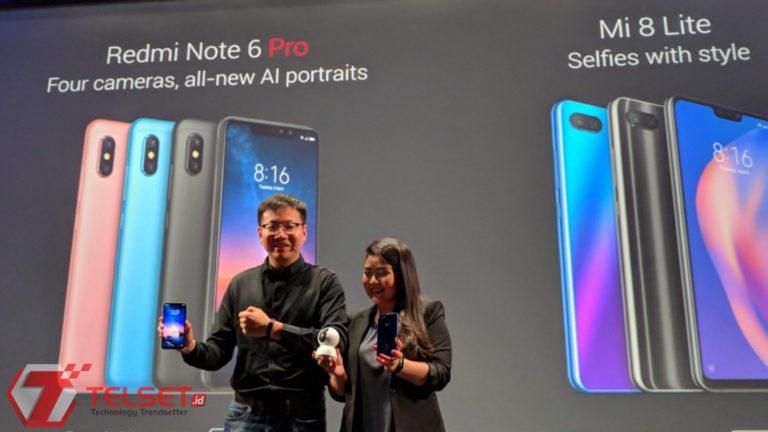 """Punya """"Cermin Darurat"""", Ini Harga Xiaomi Mi 8 Lite"""