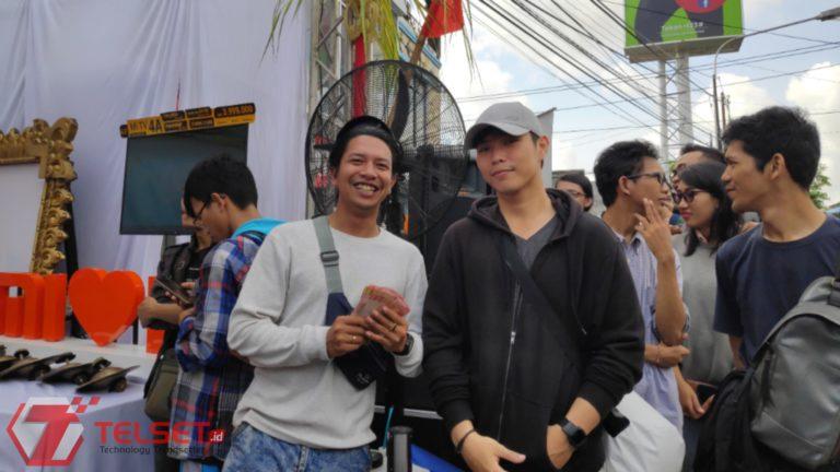 Cerita Mi Fans Bali, Antre dari Pagi Demi Pocophone F1