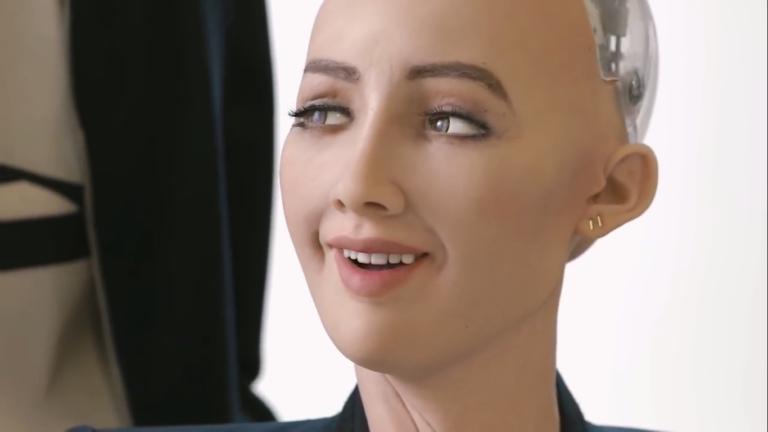 Sophia, Robot Pertama yang Punya Visa Perjalanan