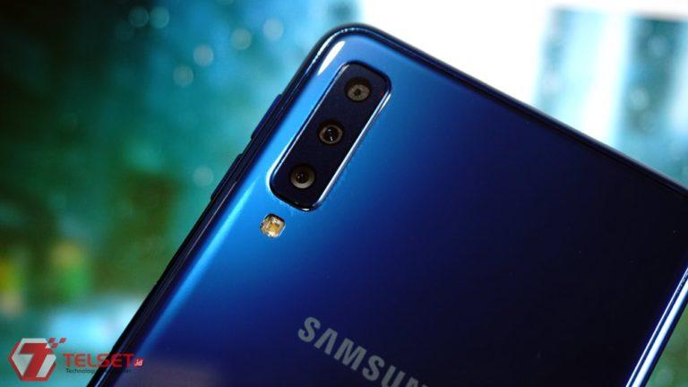 Samsung Galaxy A Series akan Pakai Sensor Sidik Jari?