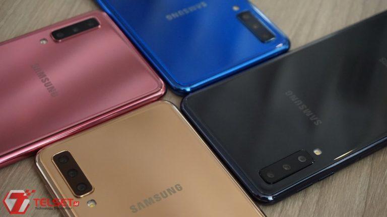 Review Samsung Galaxy A7 (2018): Beda, dengan Tiga Kamera Canggih