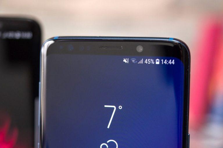 Samsung Buang Fitur Iris Scanner dari Galaxy S10?