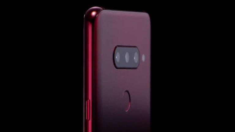LG Segera Rilis Pesaing Huawei Mate 20?