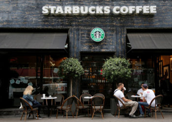 Wi-Fi Starbucks