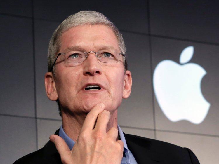 Uang Tim Cook Bos Apple
