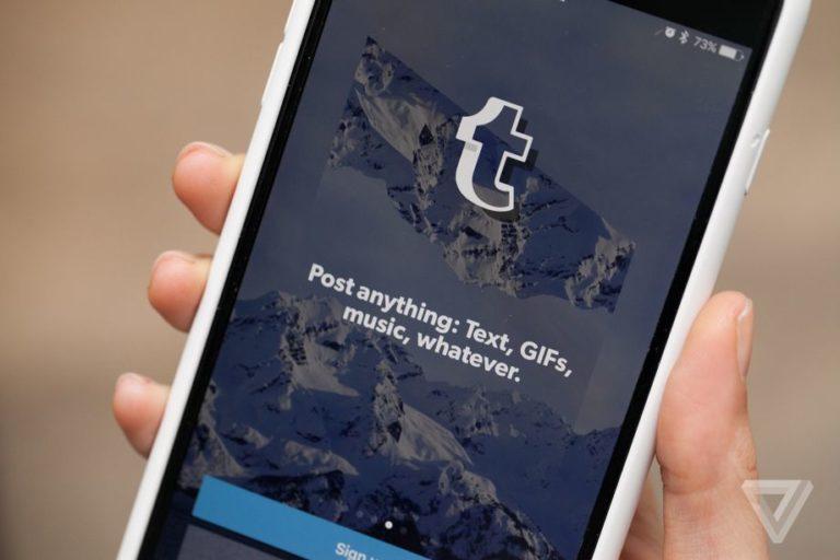 Kembali ke App Store, Konten Tumblr Kini Dibatasi
