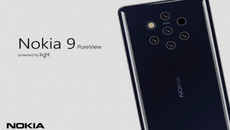 Olympic akan Jadi Nama Keren Nokia 9 PureView?