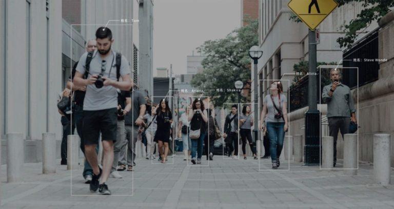 Polisi China Bisa Identifikasi Orang dari Cara Berjalan