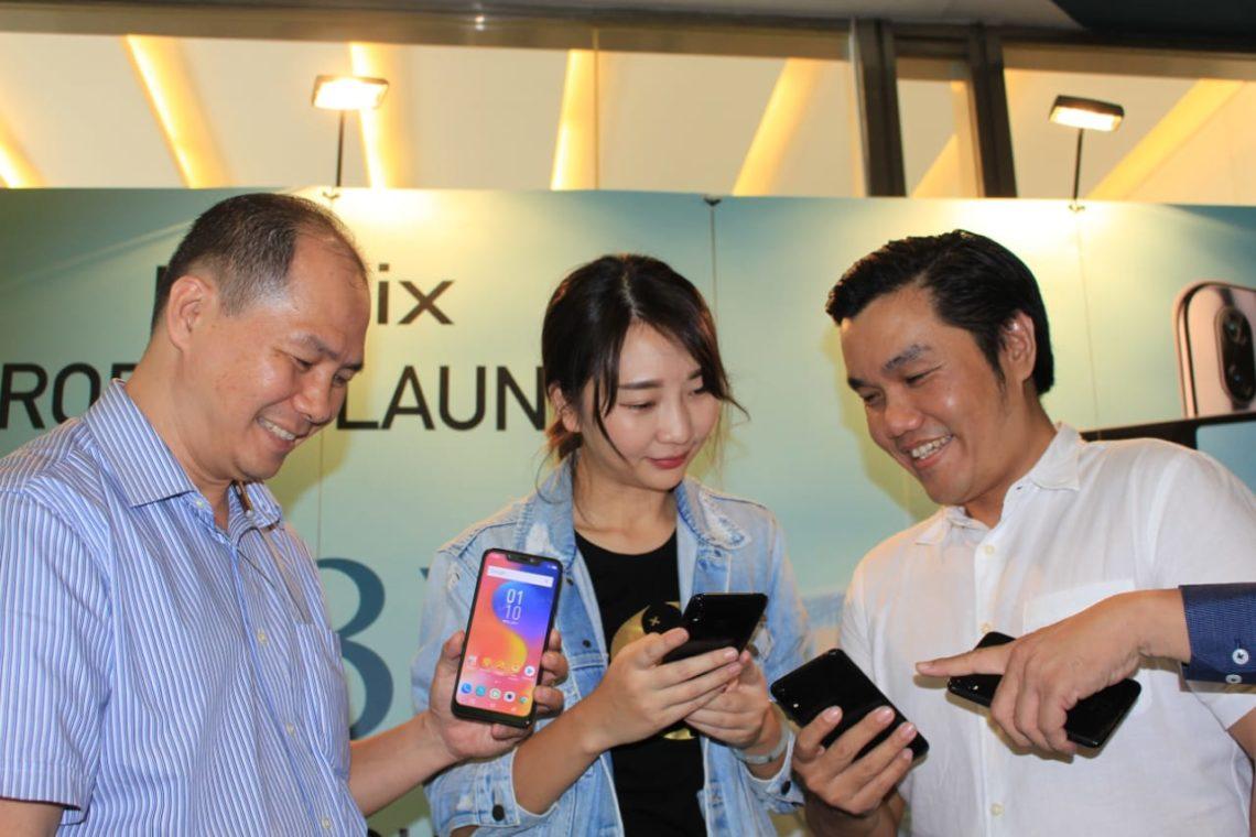 Infinix Akan Fokus Jualan Online