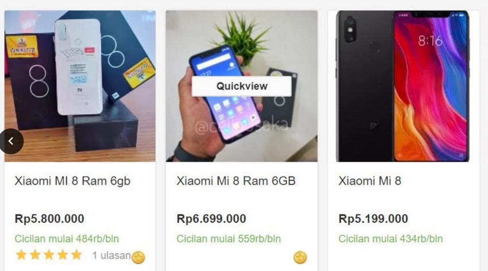 Para penjual di toko-toko online ini mengaku jika ponsel yang mereka jual  bergaransi resmi dari Apple pusat selama 1 tahun. Padahal kita tahu 3199c87dde