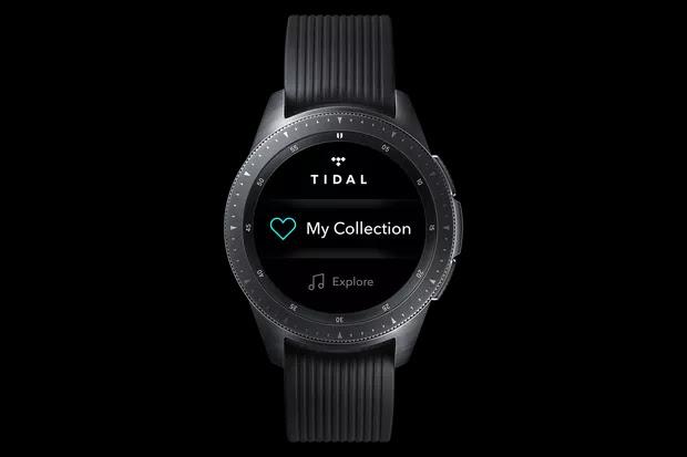 Galaxy Watch Bakal Ada Aplikasi Streaming Musik