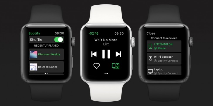 Yeay! Spotify Resmi Hadir di Jam Tangan Pintar Apple