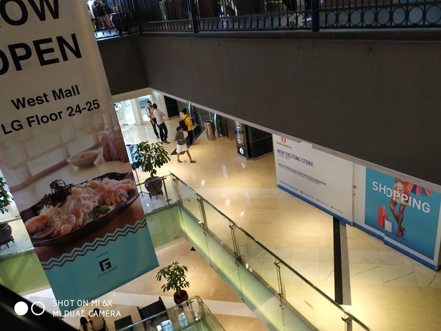 hasil foto indoor Xiaomi Mi 6X