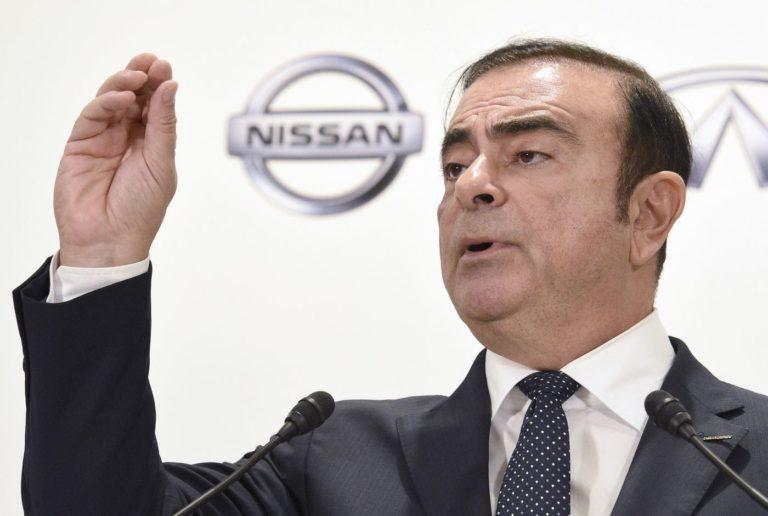 Palsukan Laporan Gaji, Bos Nissan Ditangkap Polisi