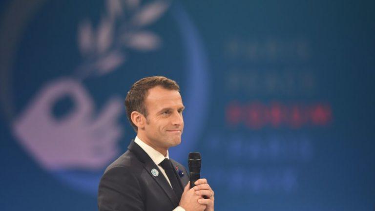 Perancis Desak Dunia Gagas Regulasi Dunia Internet