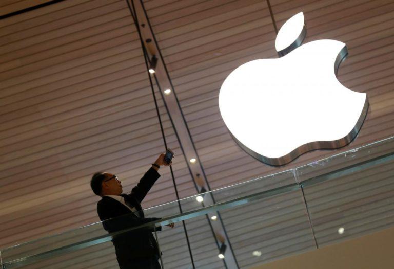 """""""Tersangka"""" Dibalik Rontoknya Saham Apple"""
