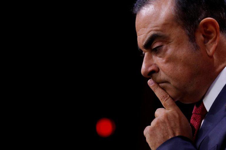 Alih-alih Bebas, Carlos Ghosn Malah Kena Dakwaan Baru