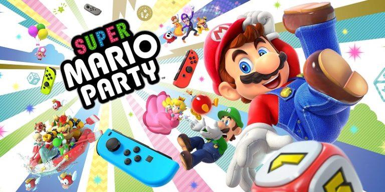 Super Mario Party jadi Game Paling Laku di Switch