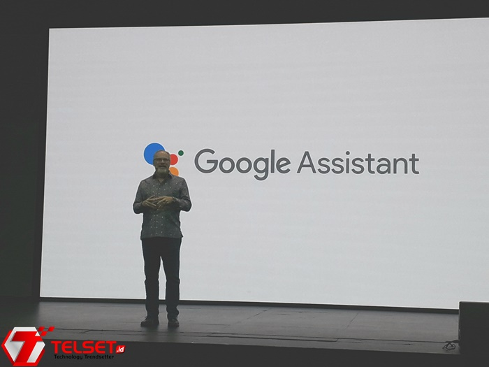 Mantap! Google Assistant Bisa Bantu 'Pesenin' GoJek