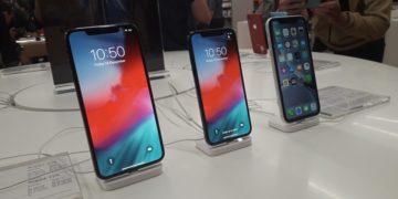 Trio iPhone terbaru