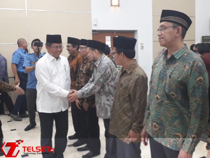 """Anggota BRTI dari Operator, Rudiantara: Gak Bakal """"Masuk Angin"""""""